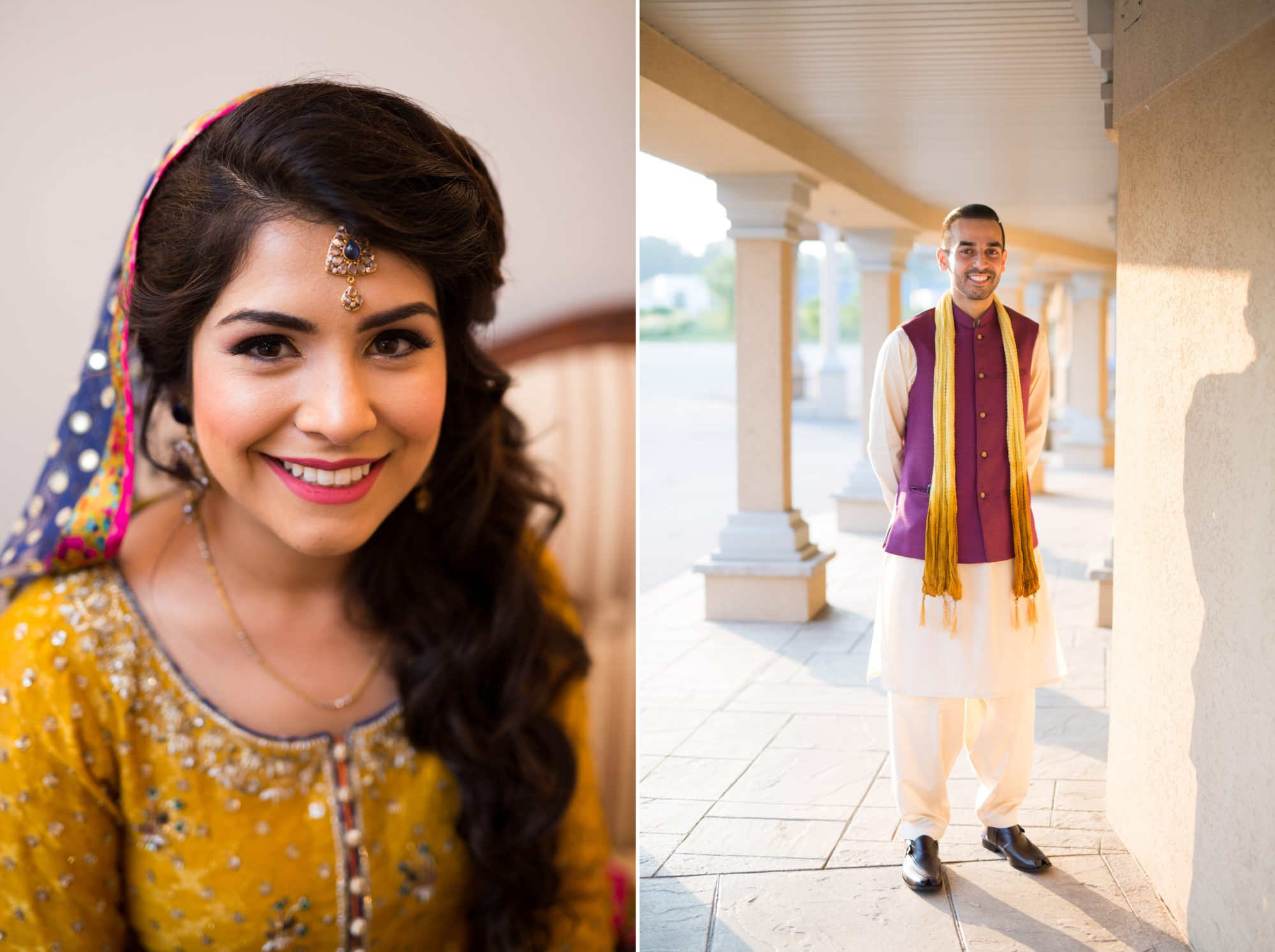 Bride Groom Mehndi Ceremony Zsuzsi Pal Photography Saba and Jawad