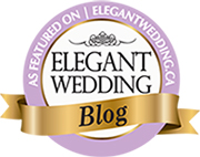 Elegant Wedding Blog Badge