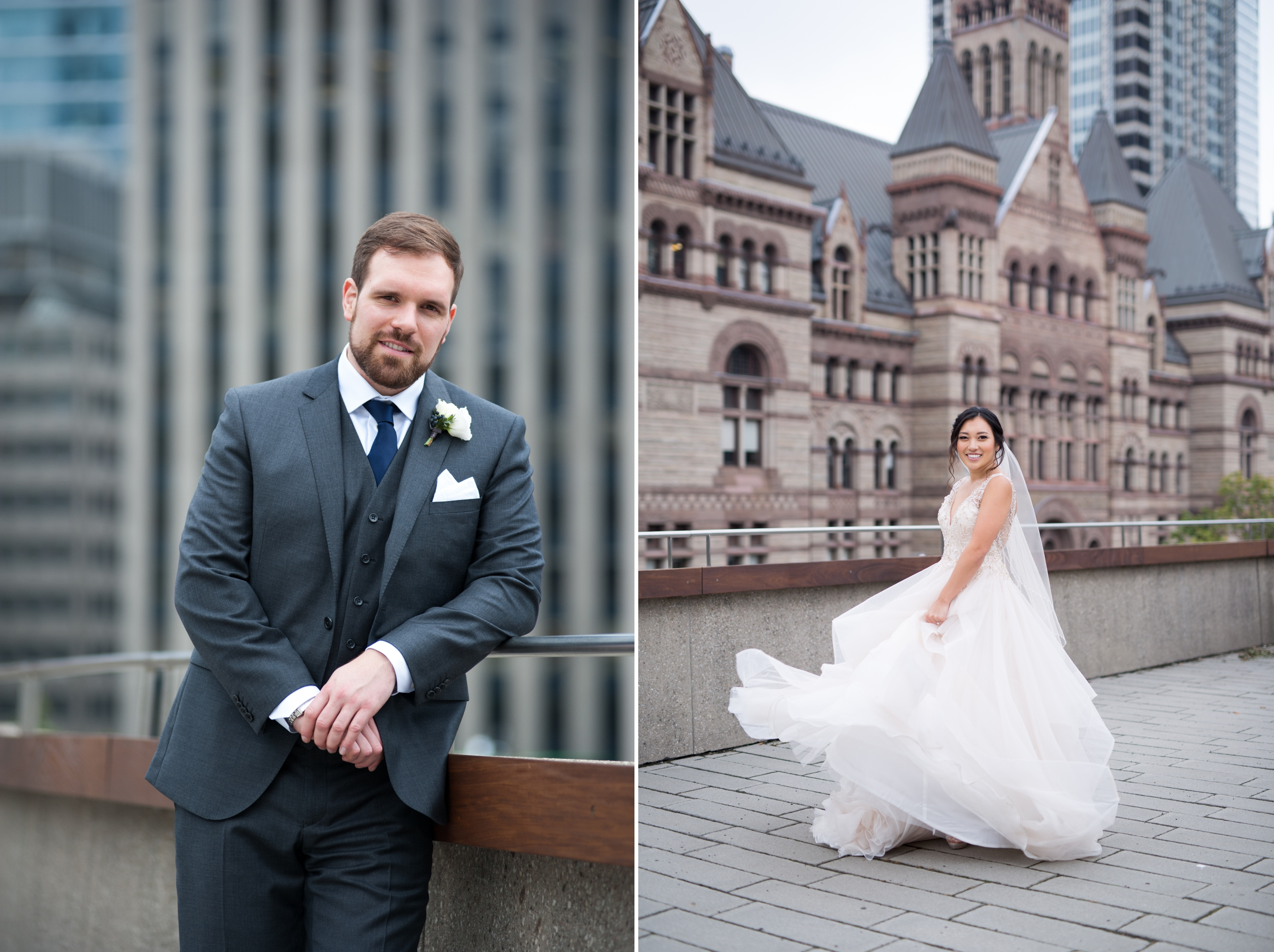 Old City Hall Toronto Berkeley Church Wedding Zsuzsi Pal Photography