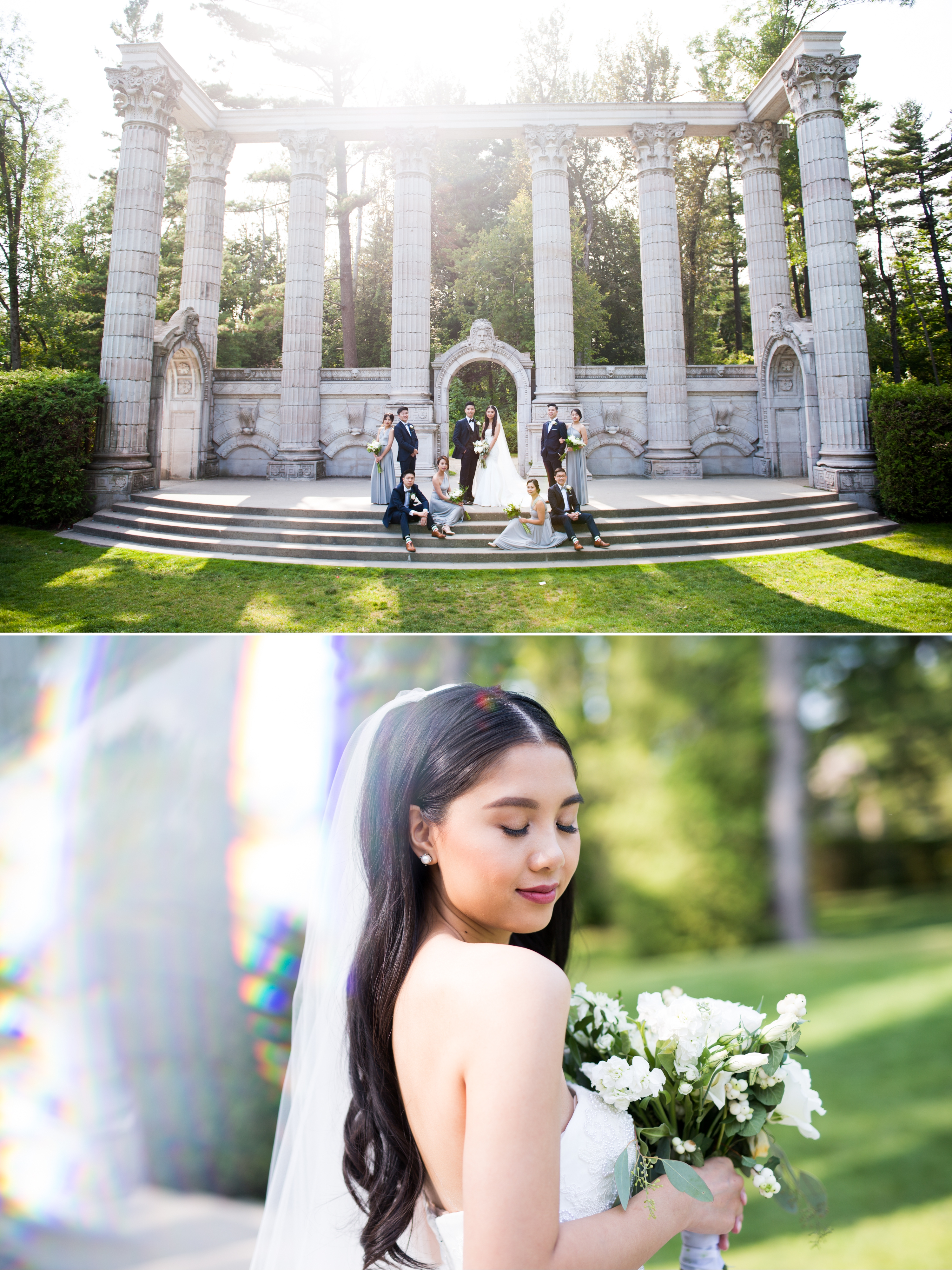 Ruinds Zsuzsi Pal Photography Chinese Wedding Guild Inn Toronto