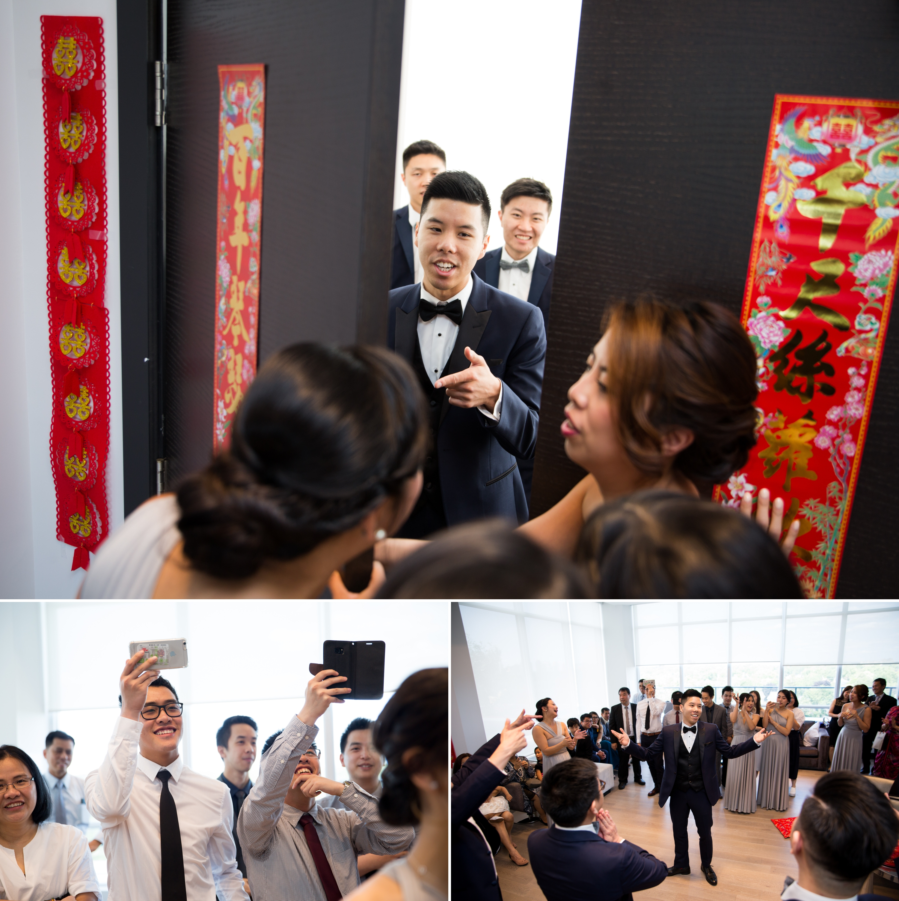 Door Games Zsuzsi Pal Photography Chinese Wedding Guild Inn Toronto