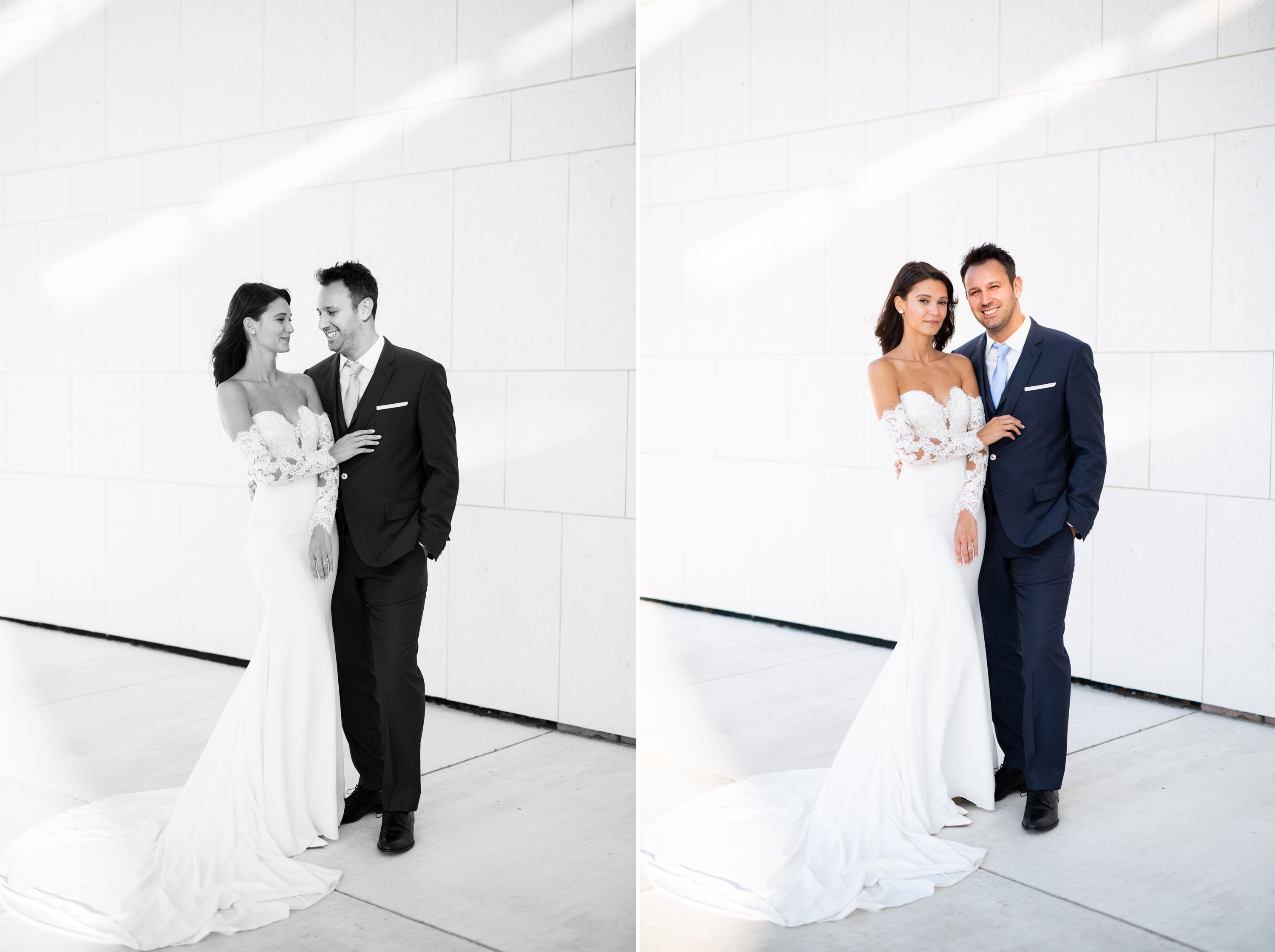 Couple Aga Khan Museum Wedding Zsuzsi Pal Photography Toronto
