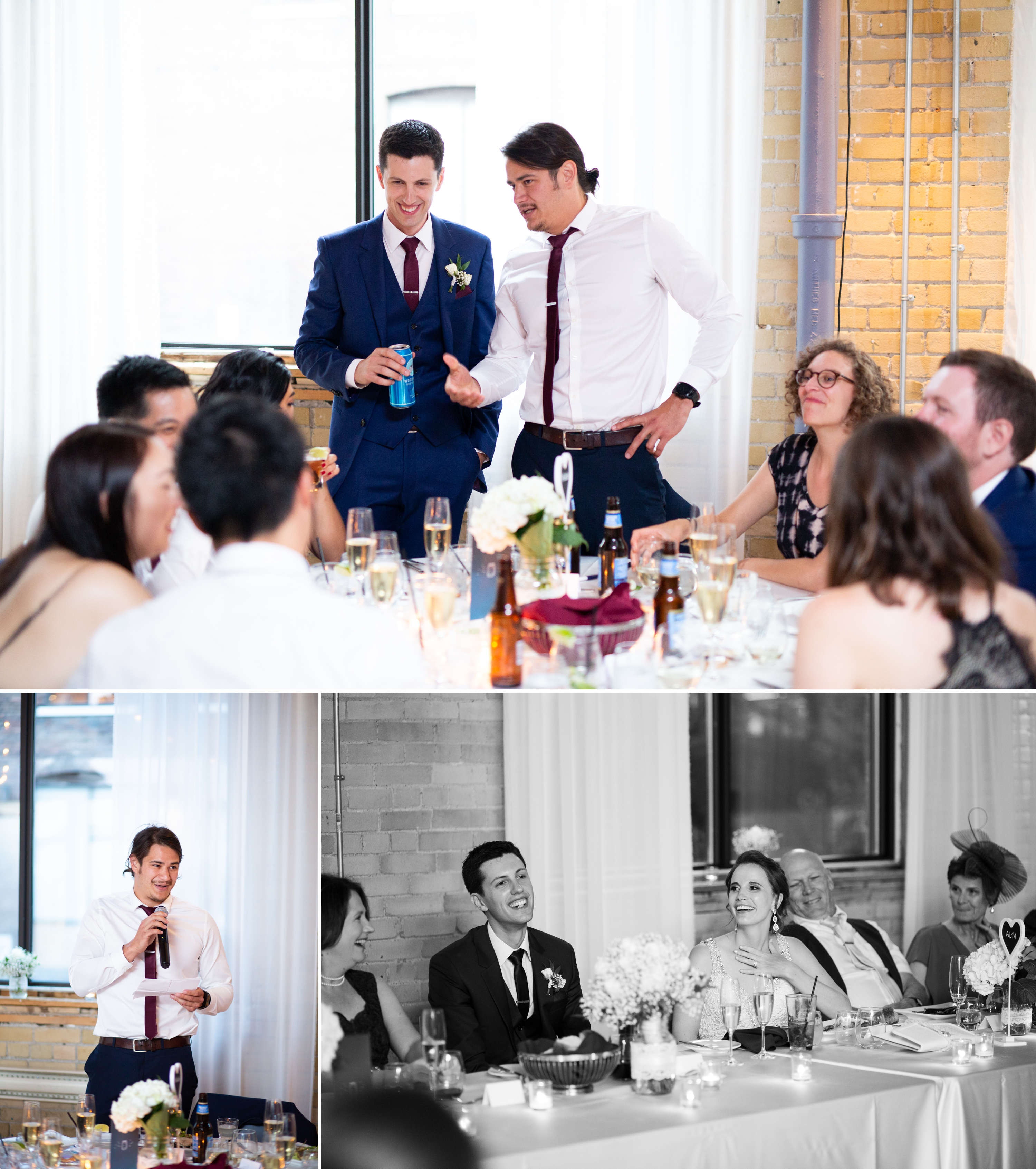 Reception Candids Toronto Wedding 2nd Floor Events Zsuzsi Pal Photography