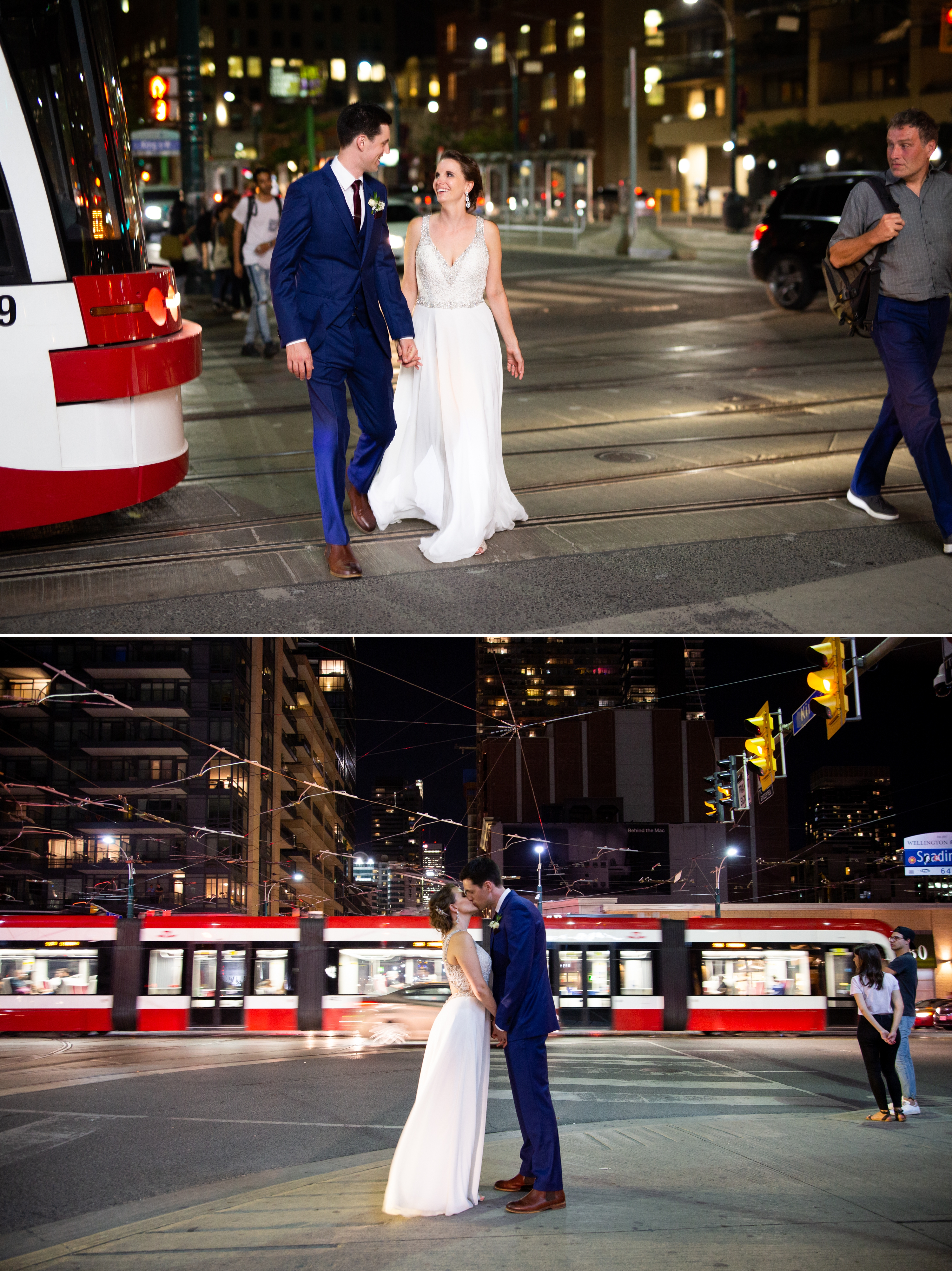 Street Car Toronto Wedding 2nd Floor Events Zsuzsi Pal Photography