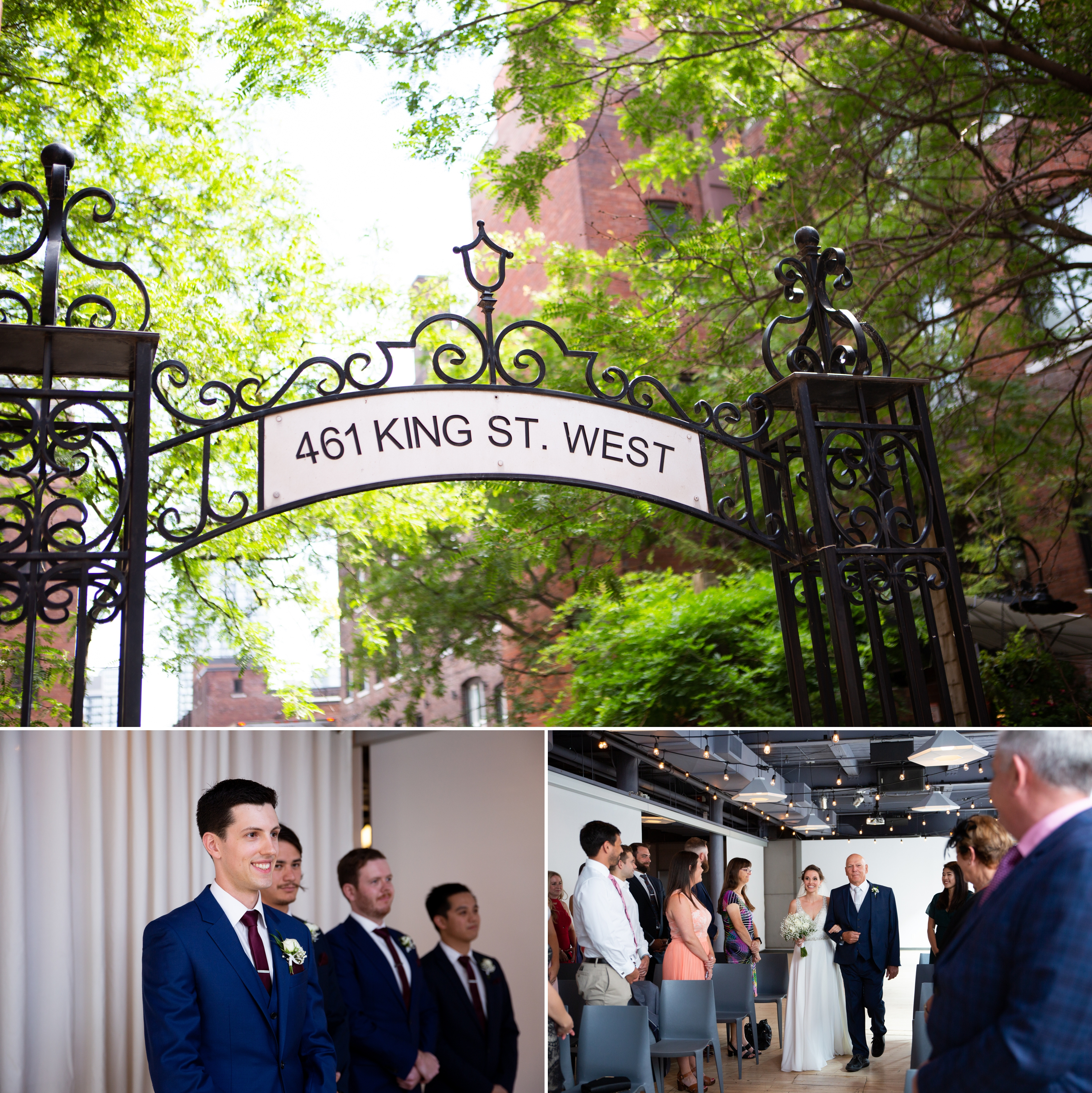 King Street Toronto Wedding 2nd Floor Events Zsuzsi Pal Photography