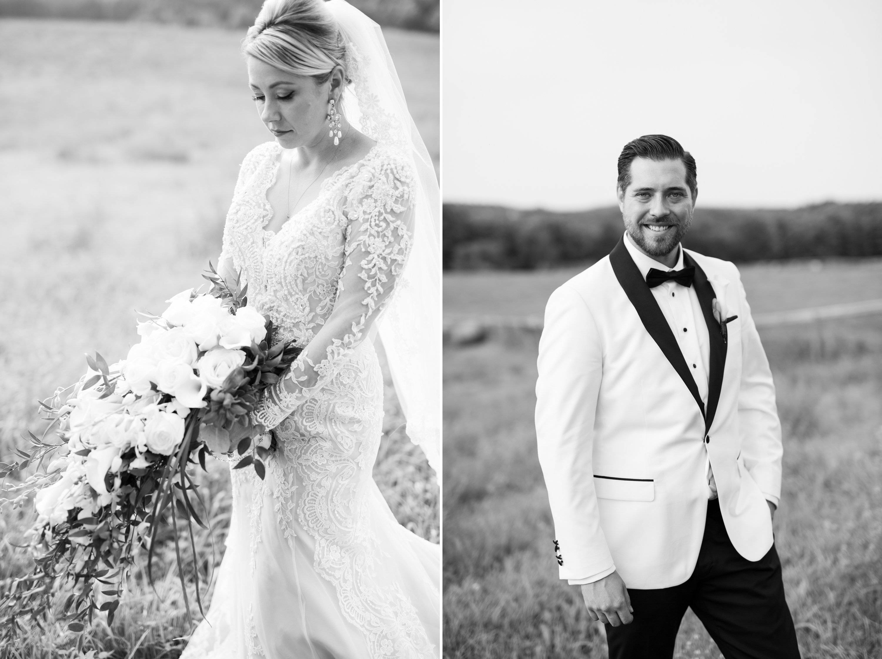 Black and White Bride Groom Toronto Hungarian Polish Wedding Zsuzsi Pal Photography