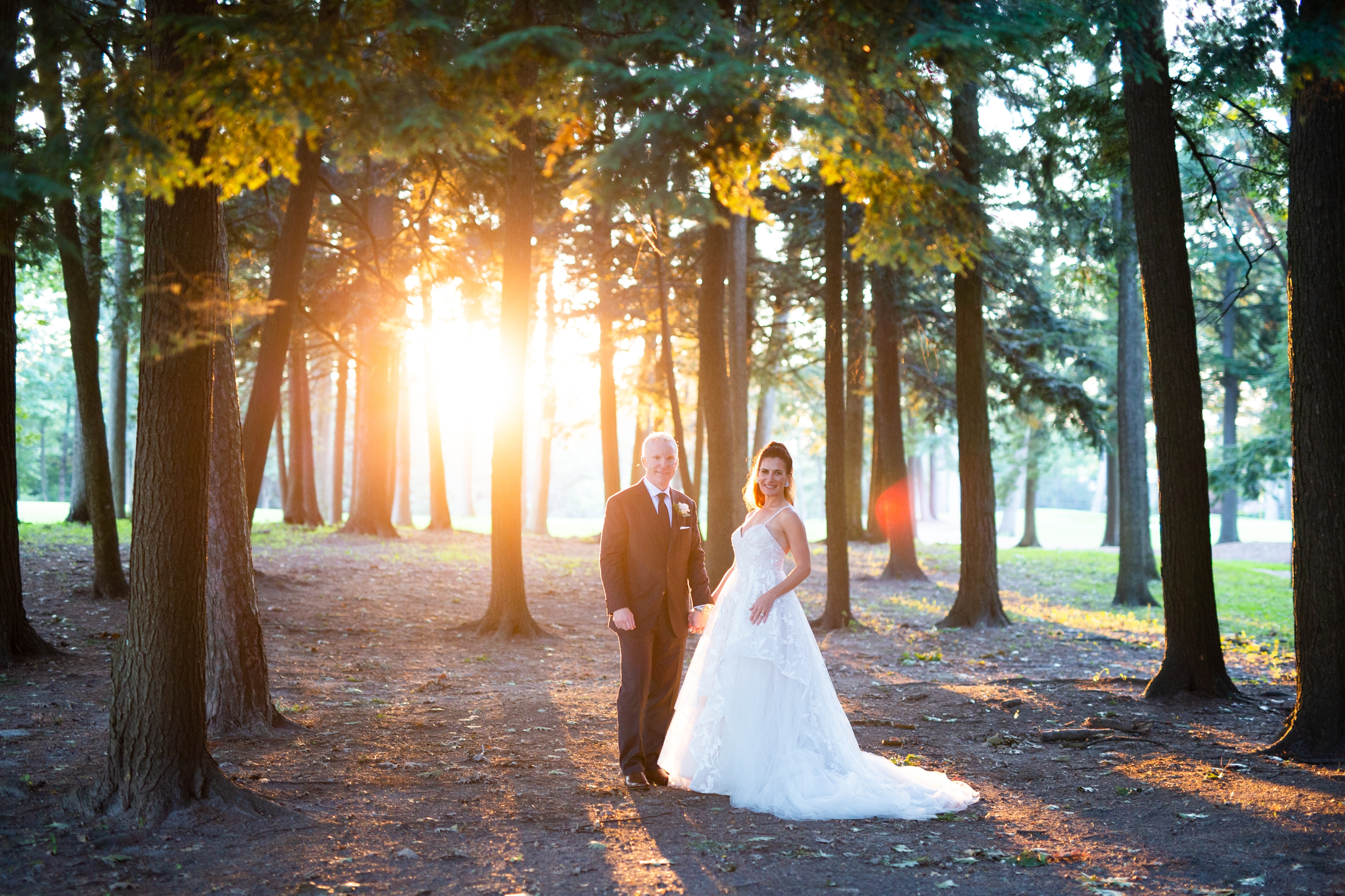 Sunset Wedding Zsuzsi Pal Photography