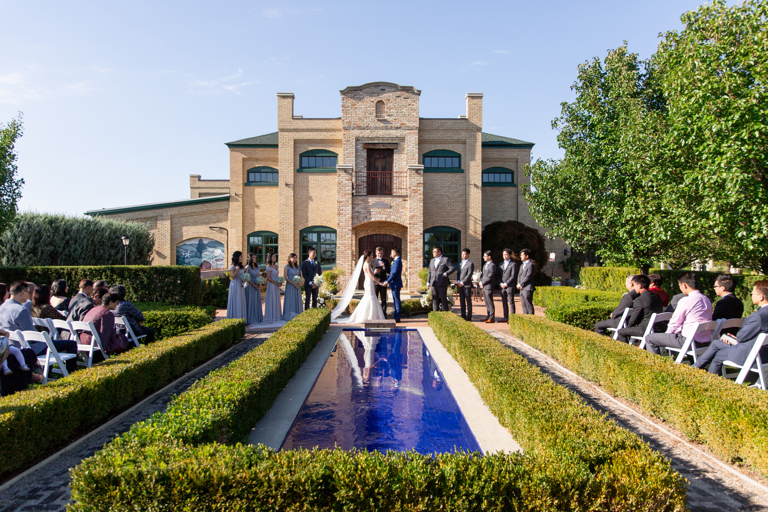 Hacienda Sarria Ceremony Zsuzsi Pal Photography Toronto Wedding