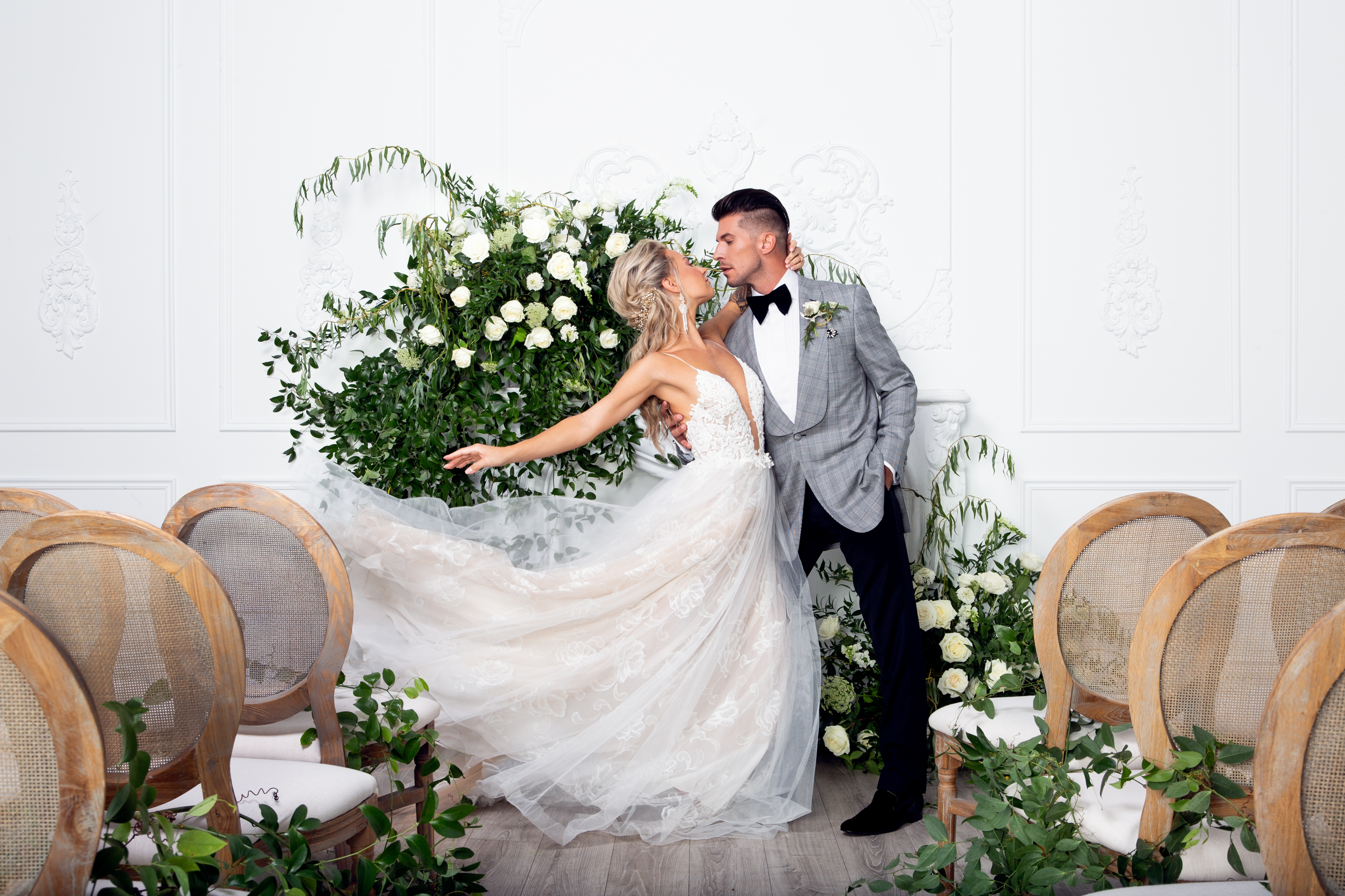 Movement In Love Styled Wedding Zsuzsi Pal Photography