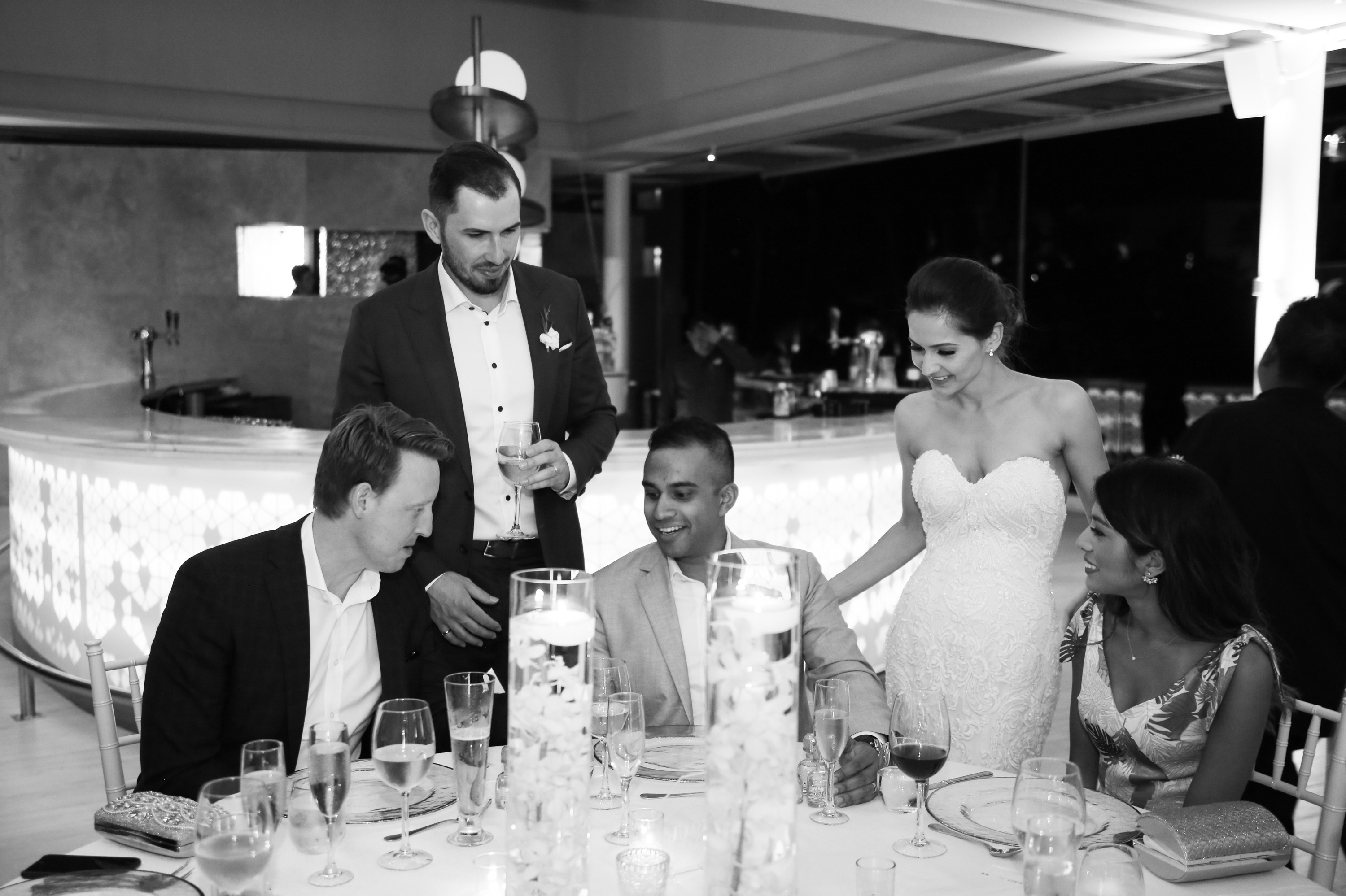 Reception Candid Paradisus Mexico Los Cabos Sea of Cortez Zsuzsi Pal Photography Destination Wedding