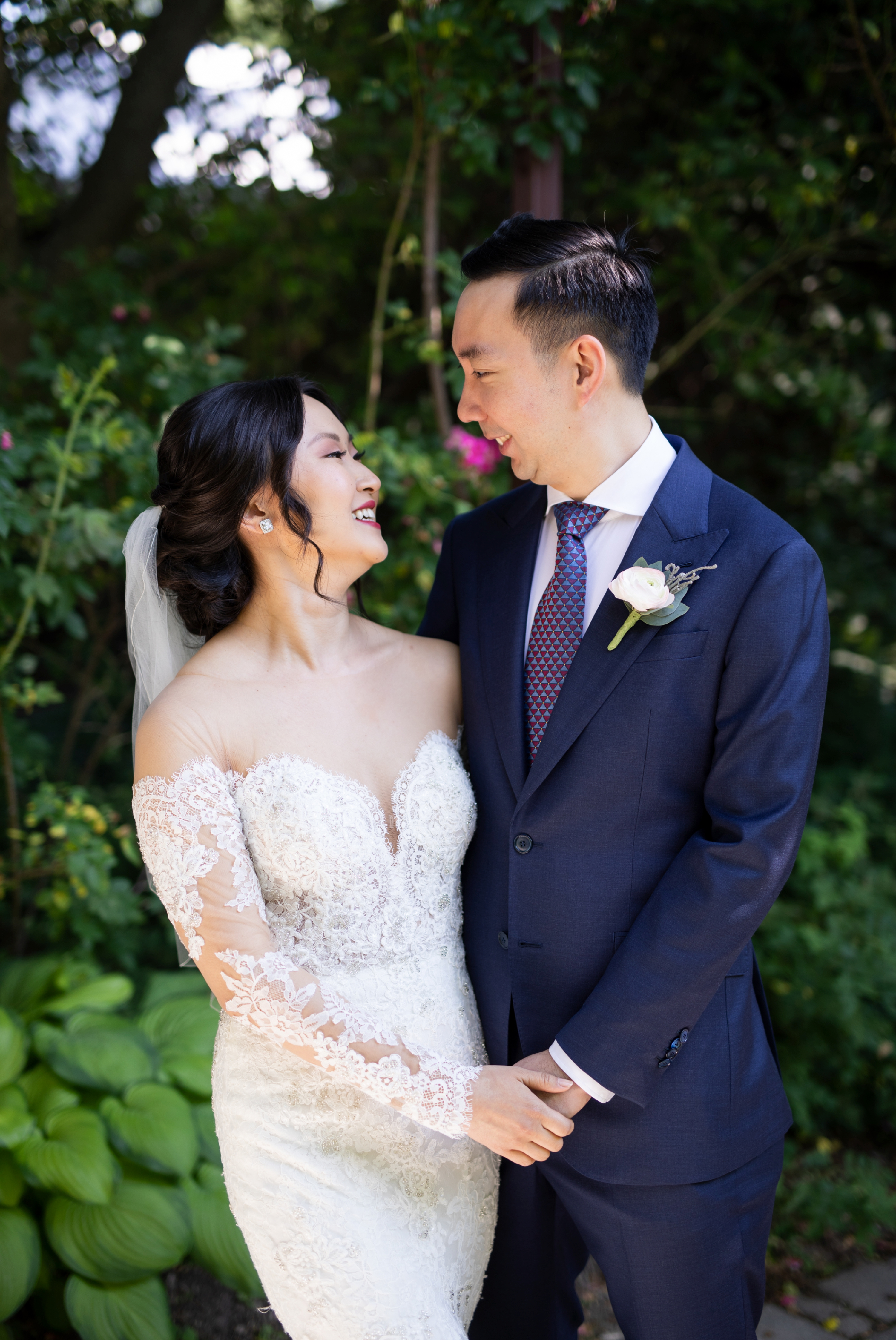 Bride Groom Casa Loma Four Seasons Chinese Wedding Zsuzsi Pal Photography Cindy Brian