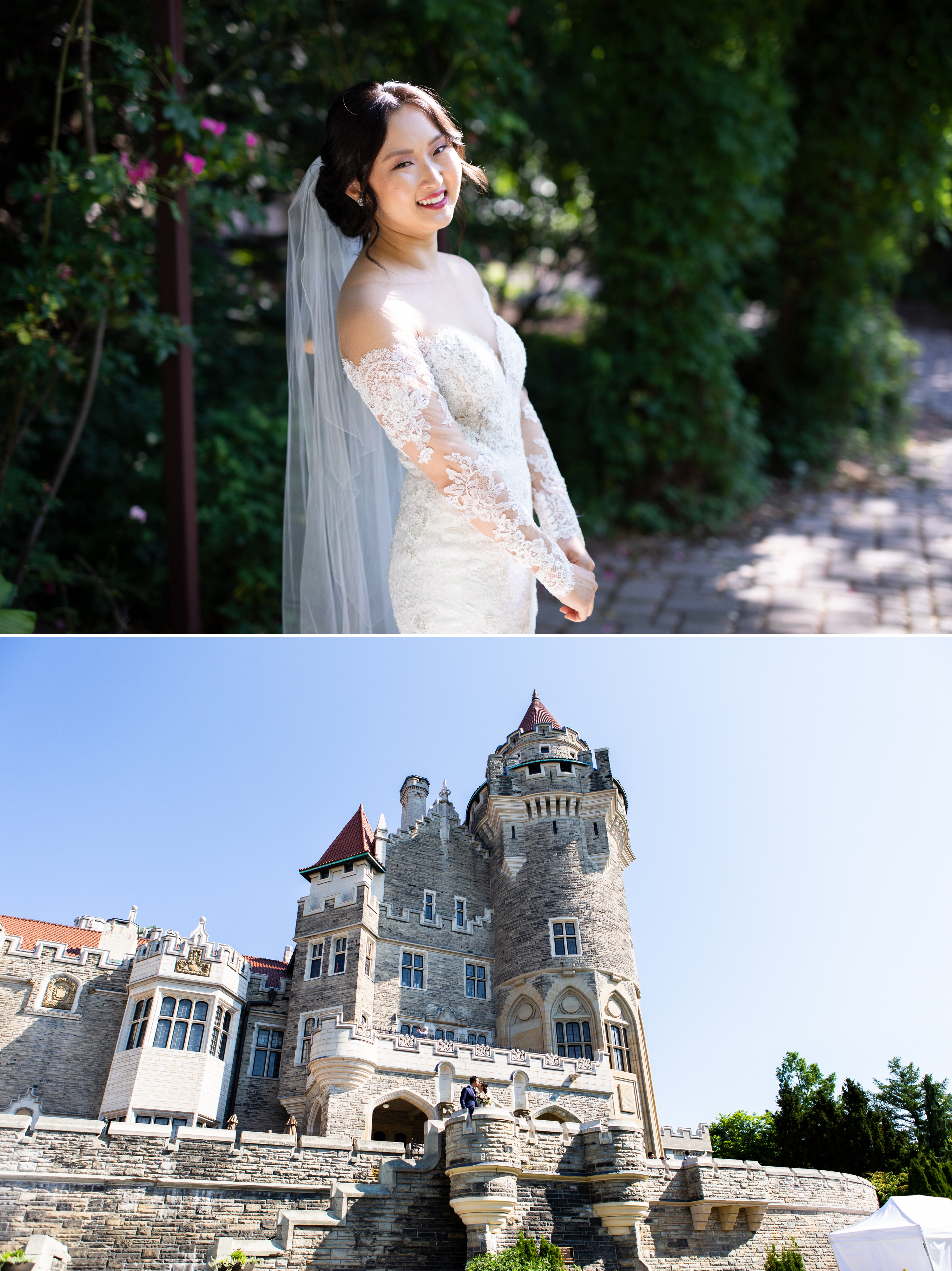 Bride Casa Loma Four Seasons Chinese Wedding Zsuzsi Pal Photography Cindy Brian