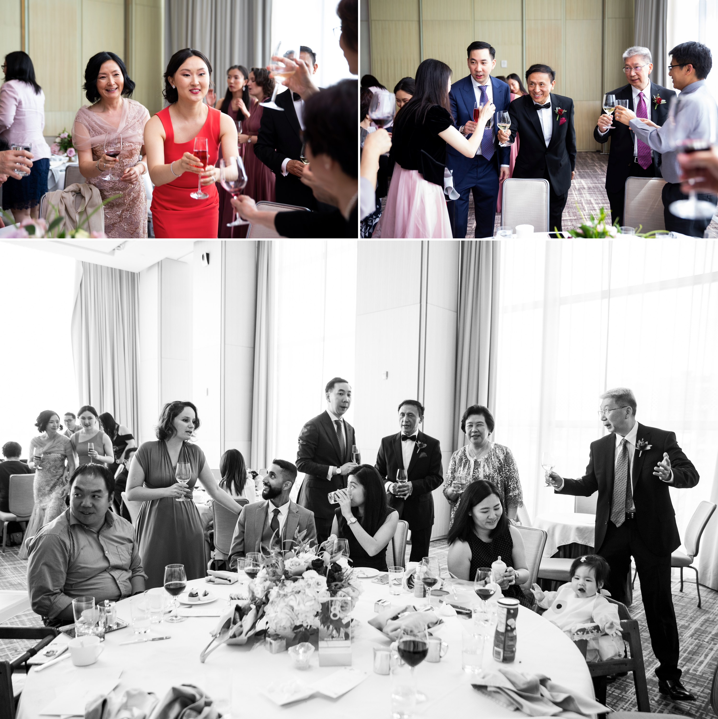 Cheers Toronto Casa Loma Four Seasons Chinese Wedding Zsuzsi Pal Photography Cindy Brian