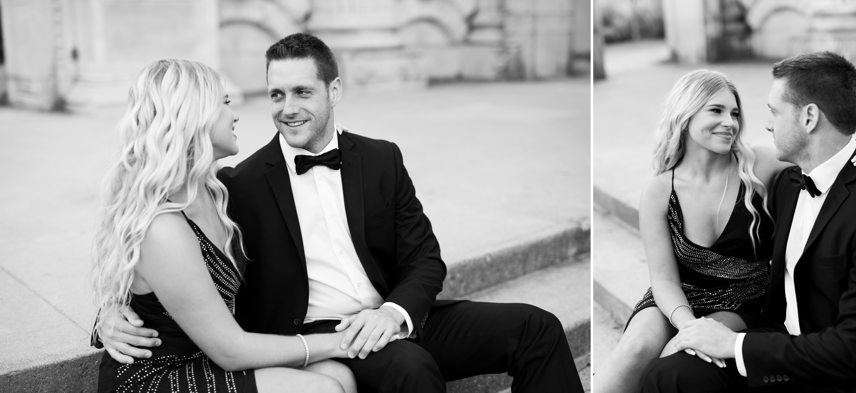 Zsuzsi Pal Photography, Guild Inn, Scarborough Bluffs, Engagement, Toronto Black and White Portraits