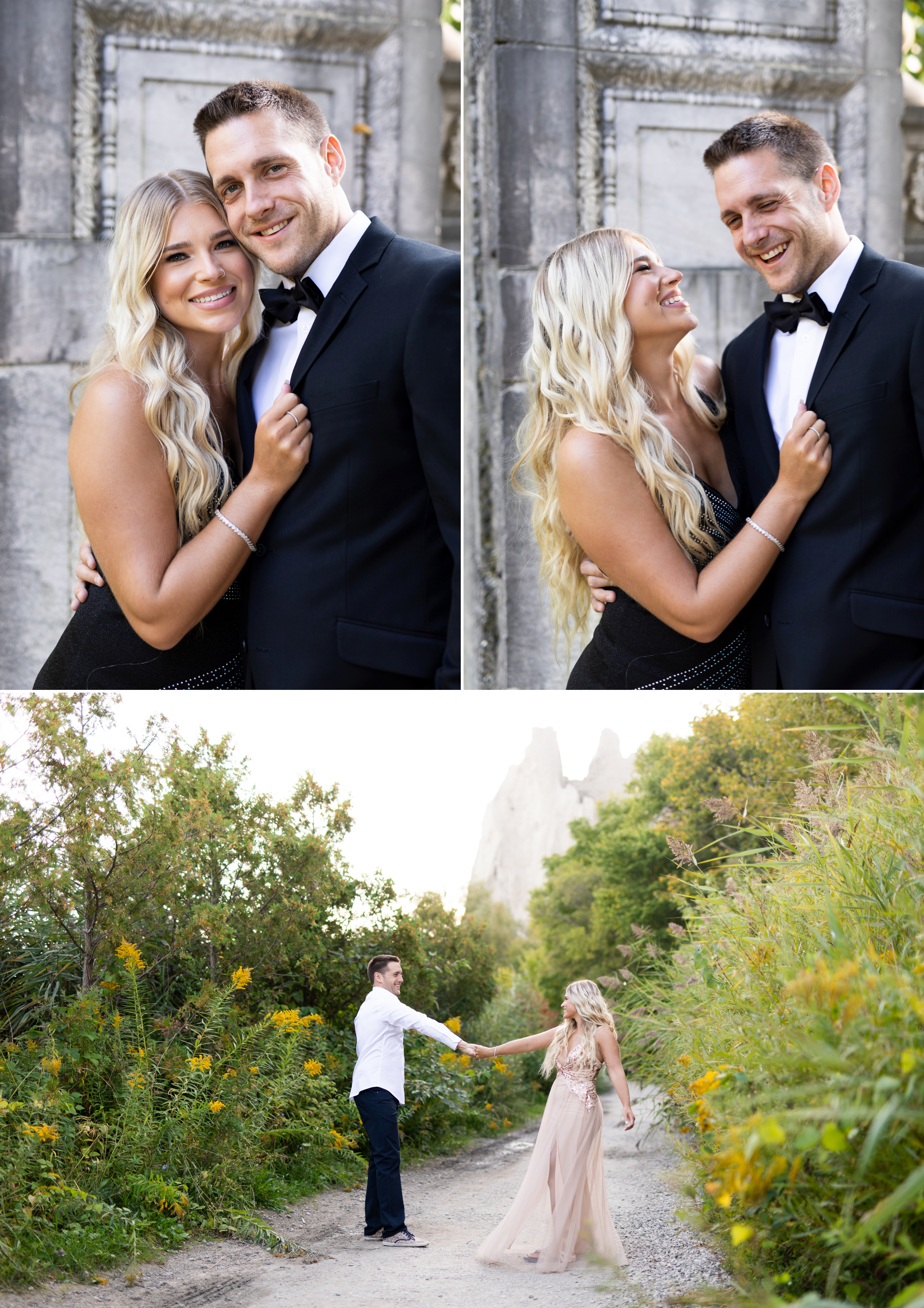 Zsuzsi Pal Photography, Guild Inn, Scarborough Bluffs, Engagement, Toronto, Cuddles