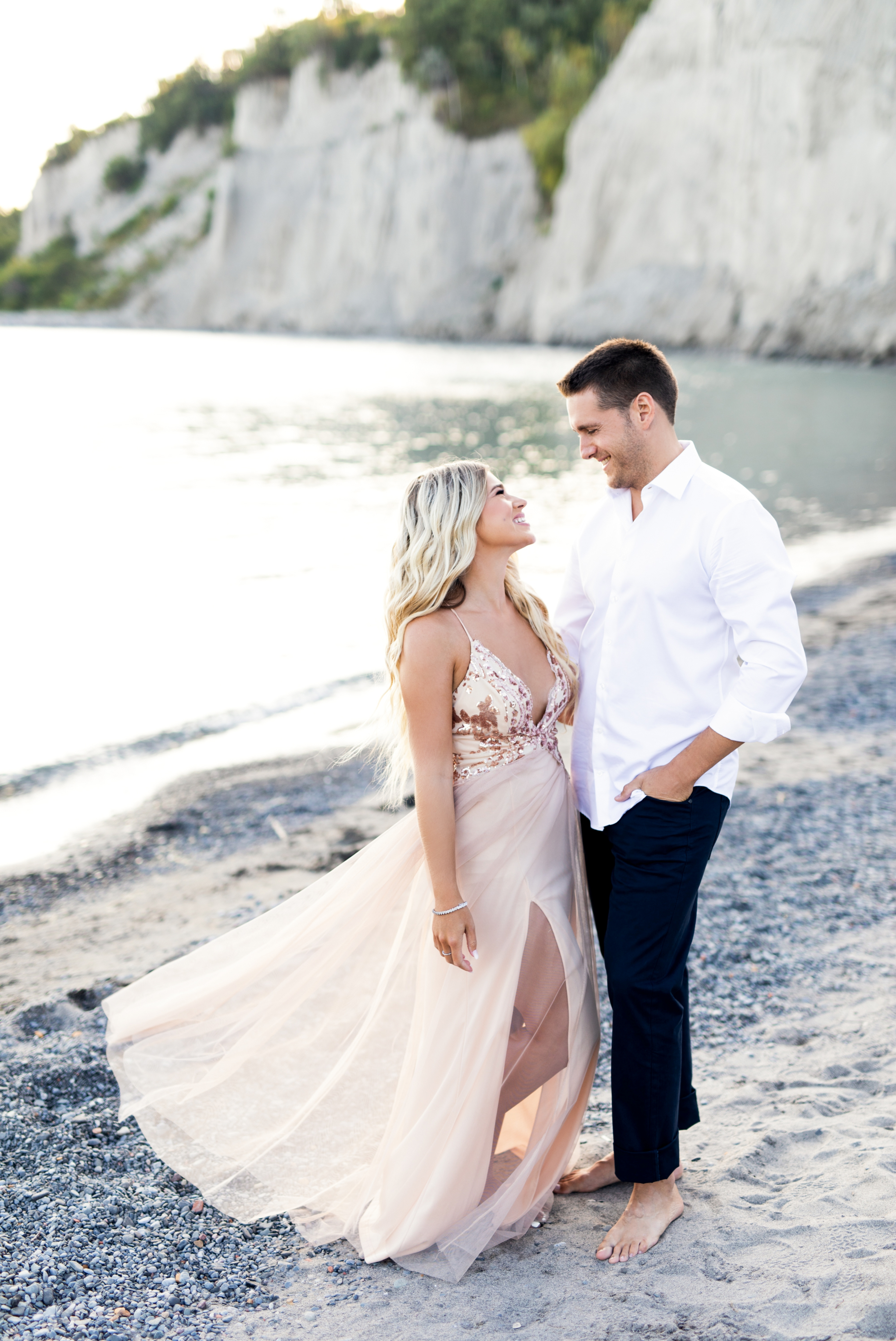 Zsuzsi Pal Photography, Guild Inn, Scarborough Bluffs, Engagement, Toronto, Beach