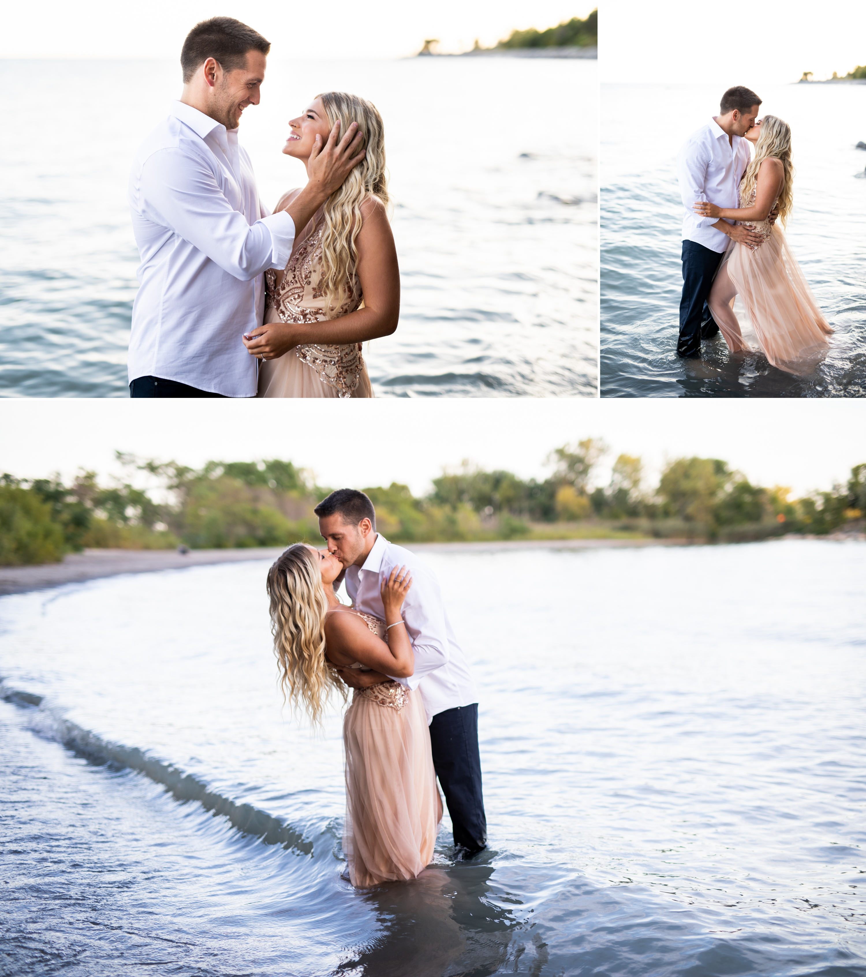 Zsuzsi Pal Photography, Guild Inn, Scarborough Bluffs, Engagement, Toronto, Magic Hour