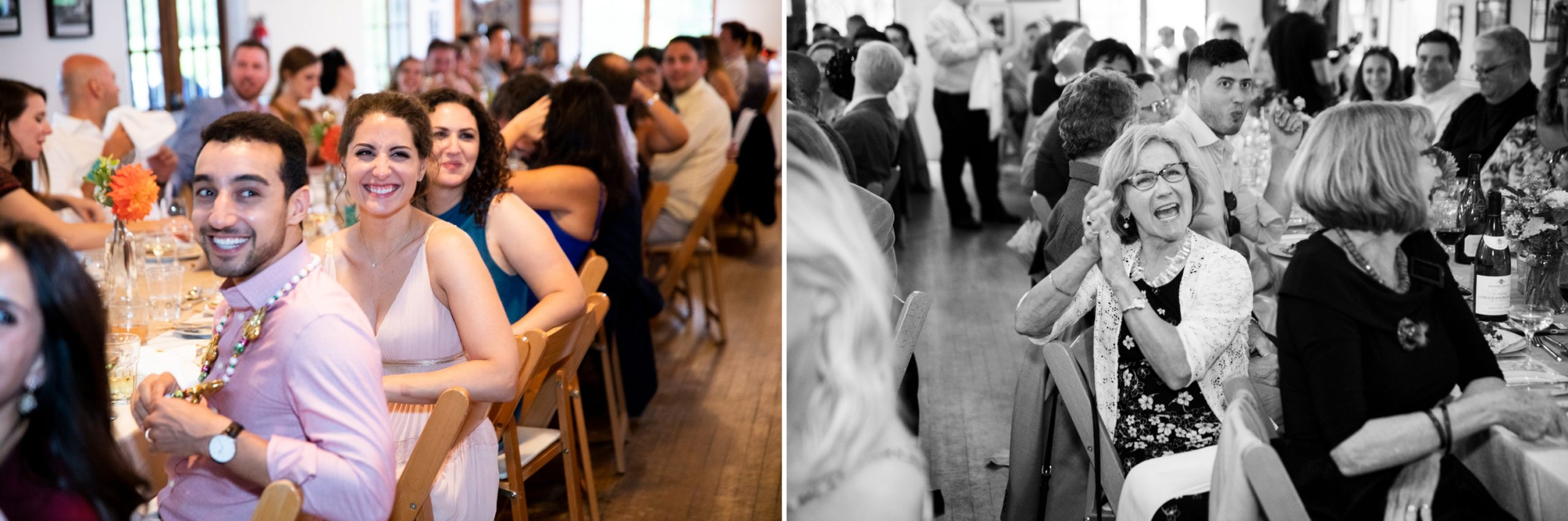 Guests Candids Toronto Ward's Island Summer Wedding Zsuzsi Pal Photography