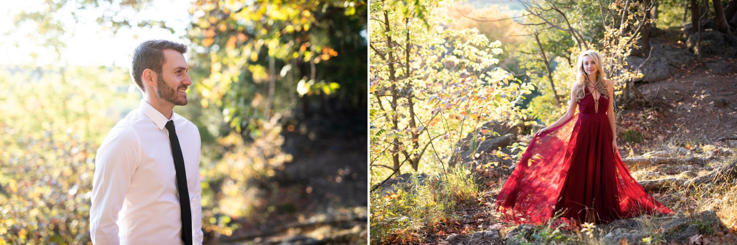 Bride Groom Rattlesnake Point Fall Autumn Engagement Milton Zsuzsi Pal Photography