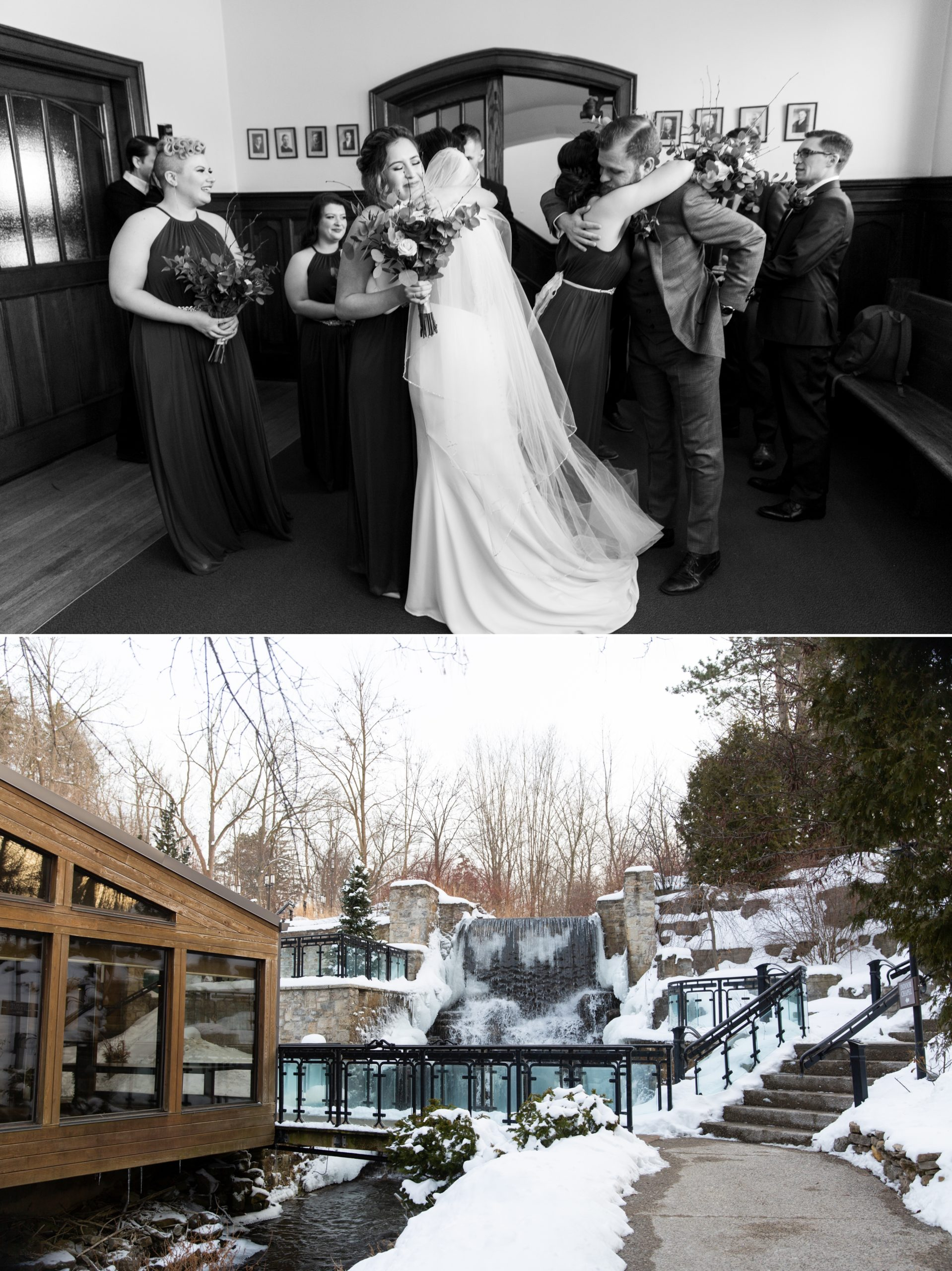 Celebrate Winter Wedding, Ancaster, Hamilton, Zsuzsi Pal Photography