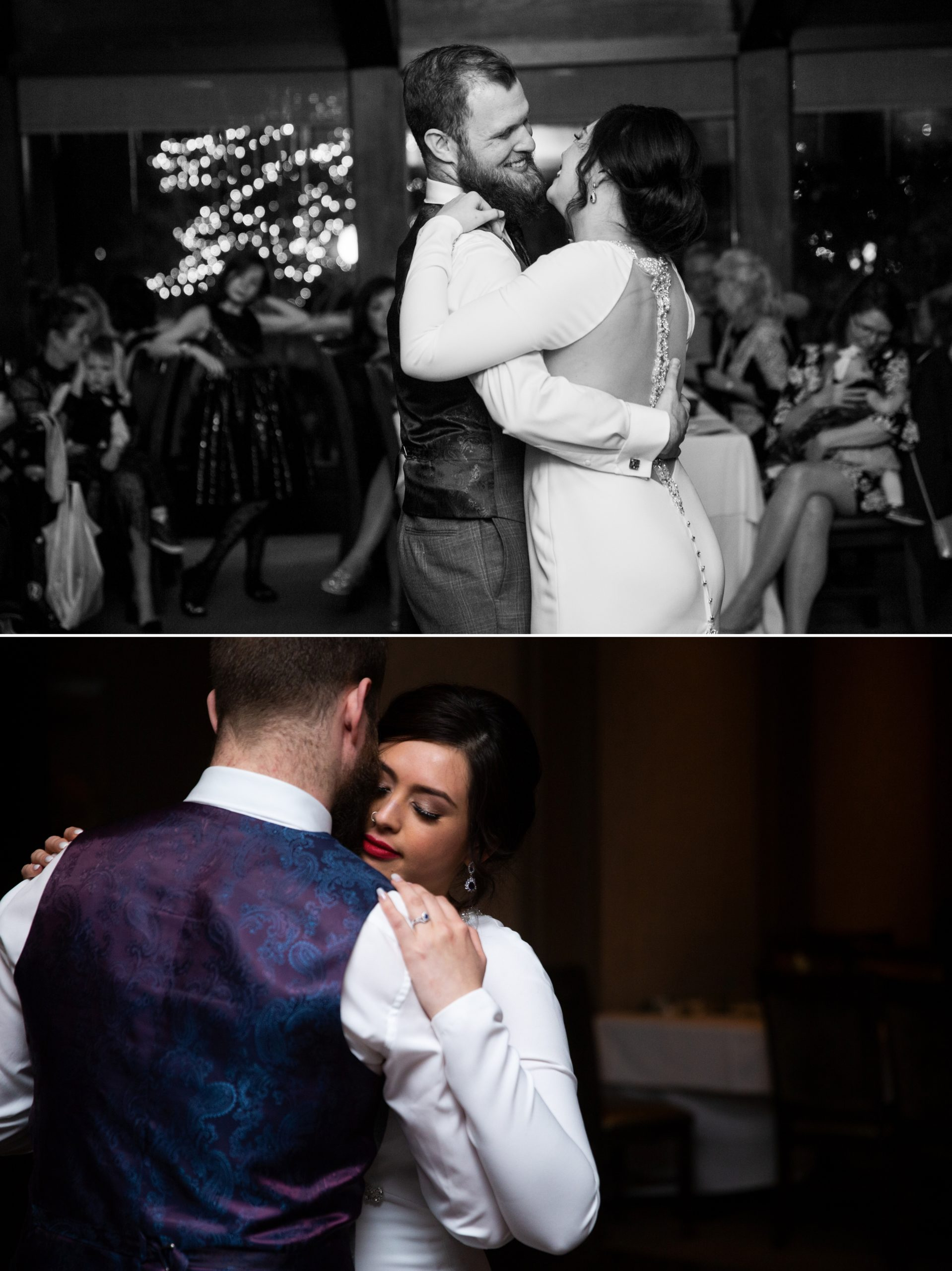 First Dance Ancaster Mill Winter Wedding, Ancaster, Hamilton, Zsuzsi Pal Photography