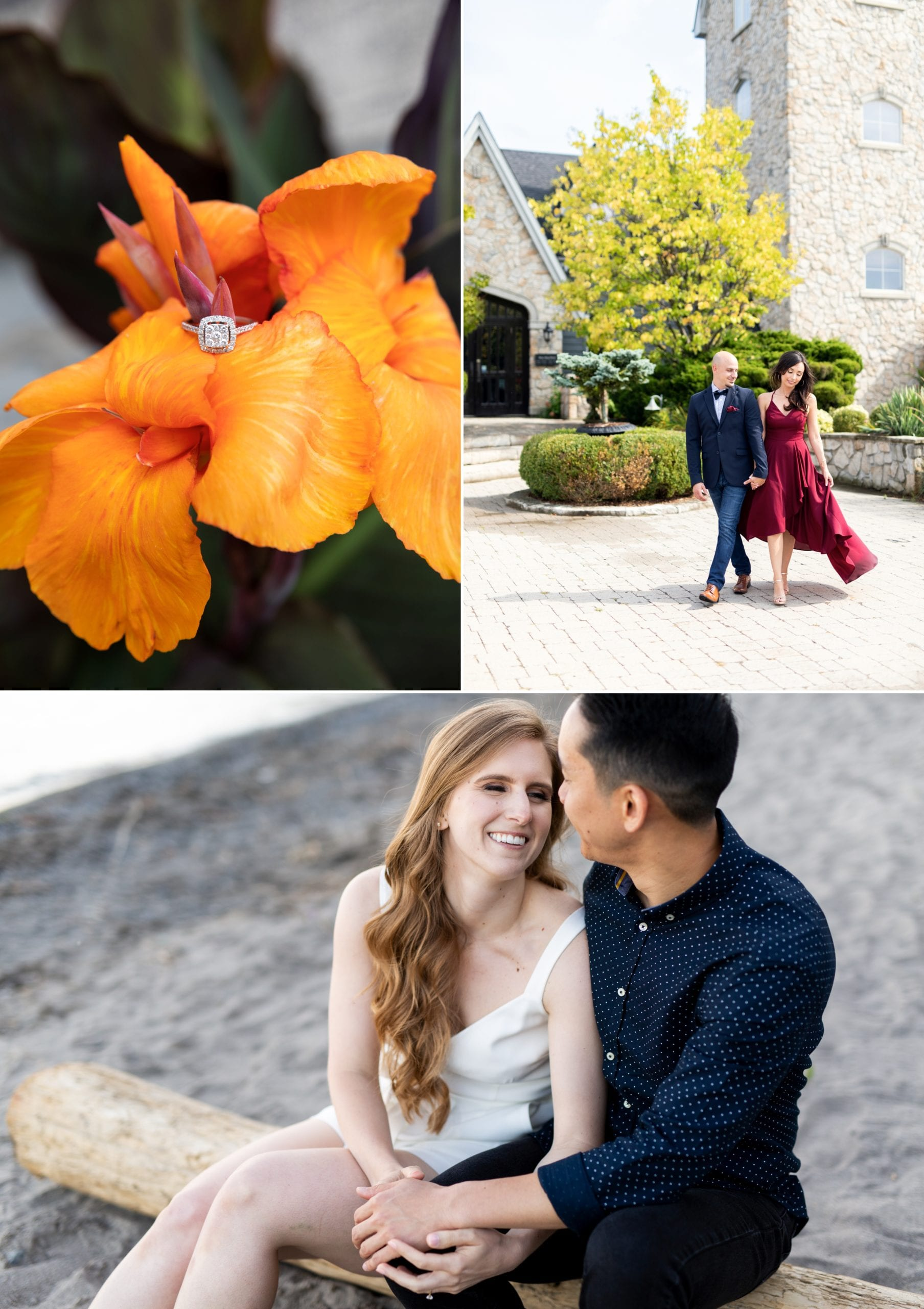 Winery Engagement Zsuzsi Pal Photography Toronto Burlington