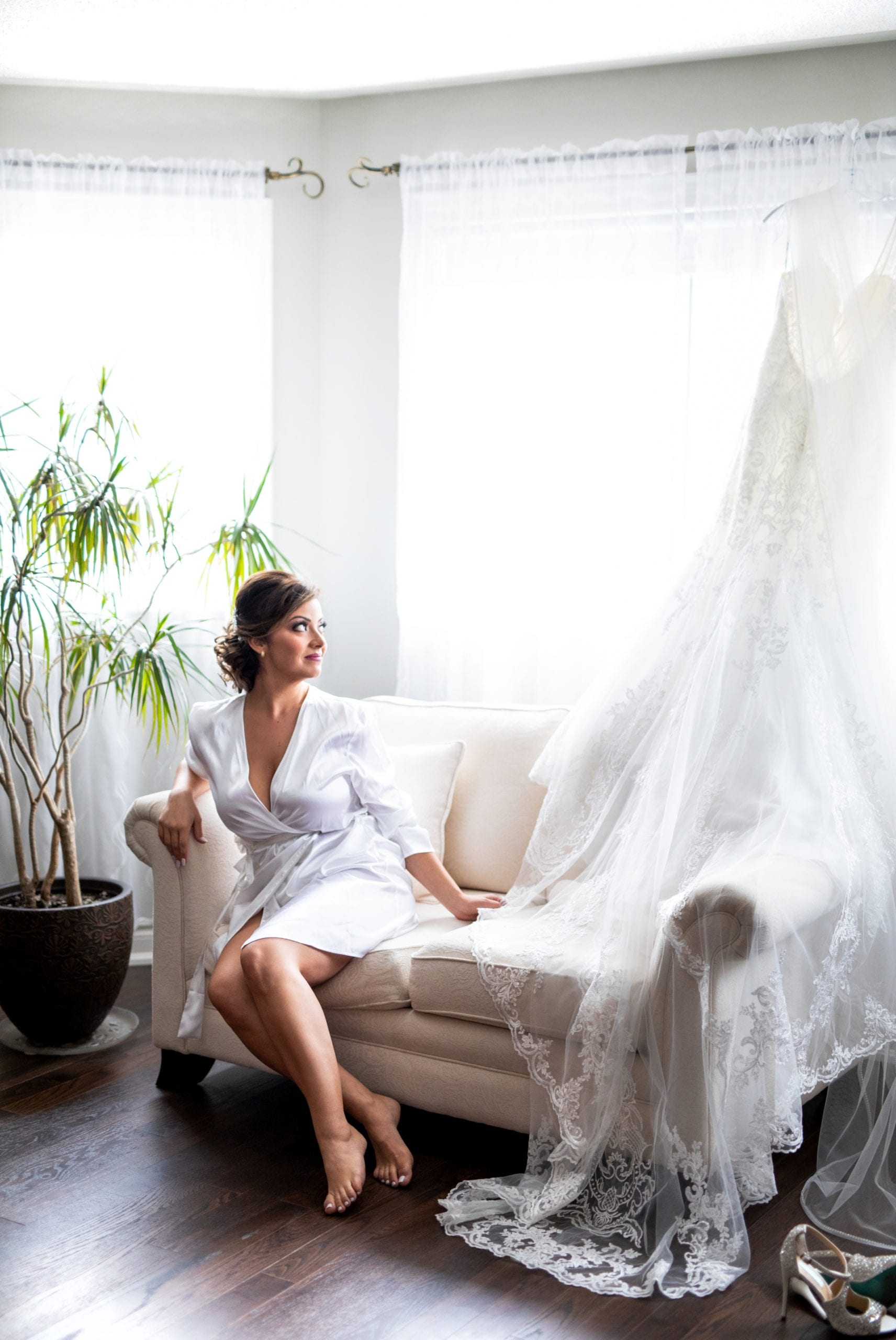 Bride Prep Zsuzsi Pal Photography Toronto Burlington