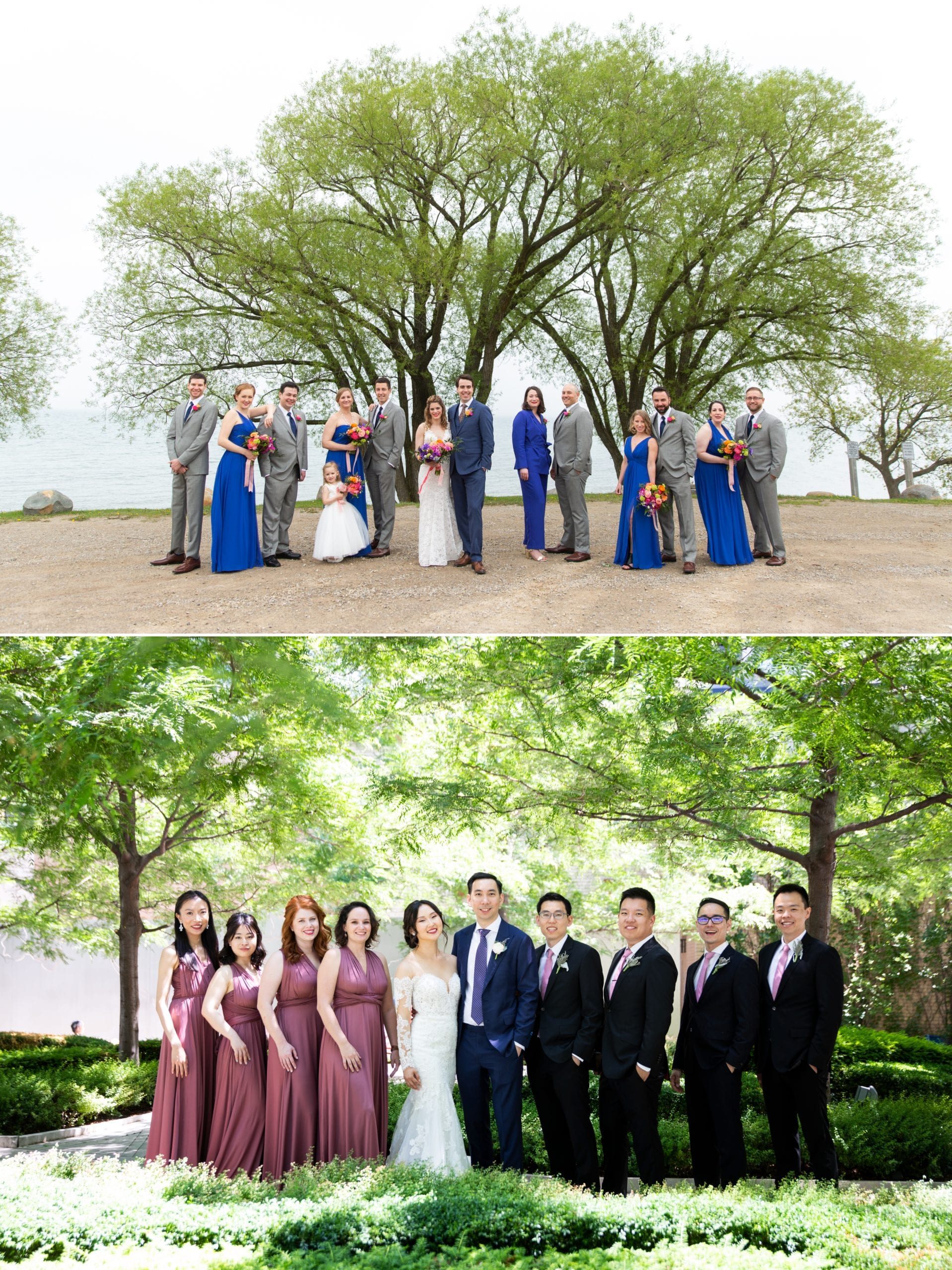 Bridal Party Zsuzsi Pal Photography Toronto Burlington