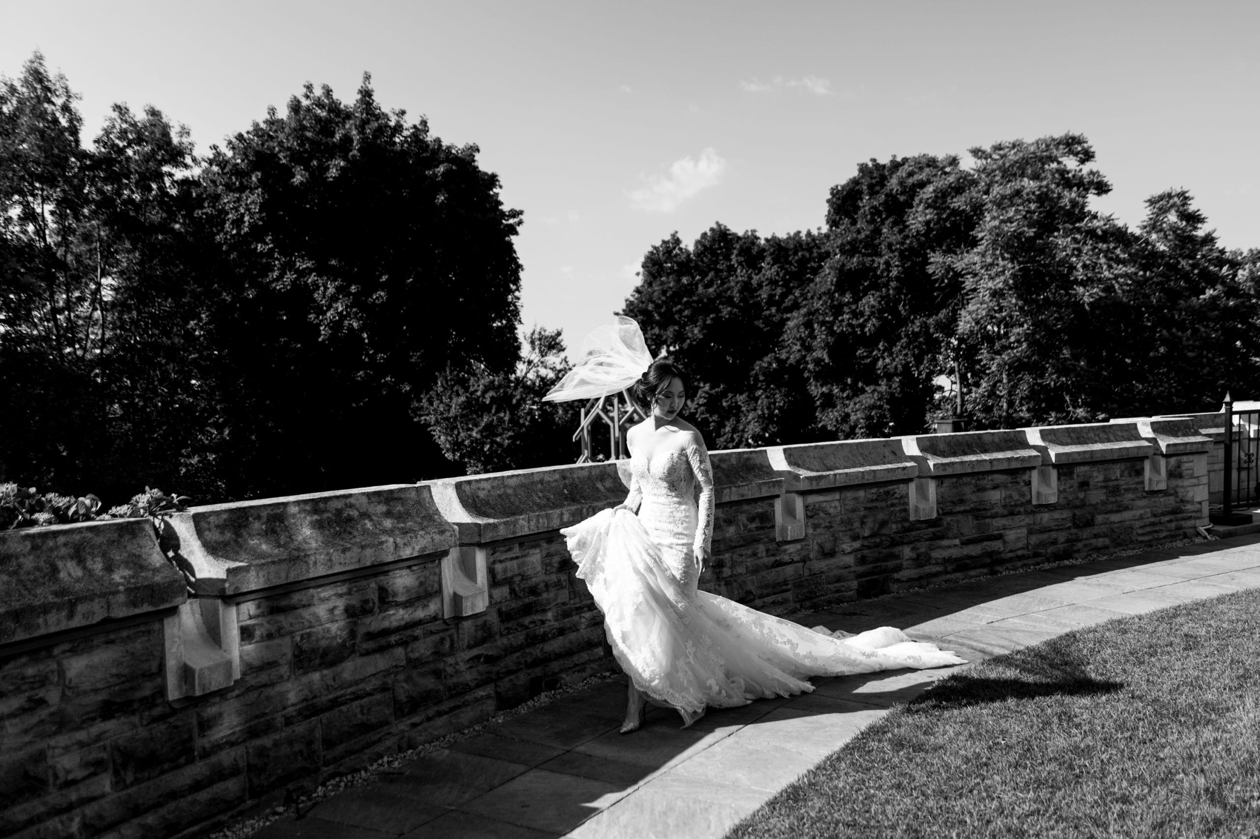 Bride Candid Zsuzsi Pal Photography Toronto Burlington